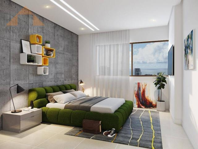 Apartamento com 3 quartos à venda, 108 m² por R$ 1.006.259 - Boa Viagem - Recife - Foto 4
