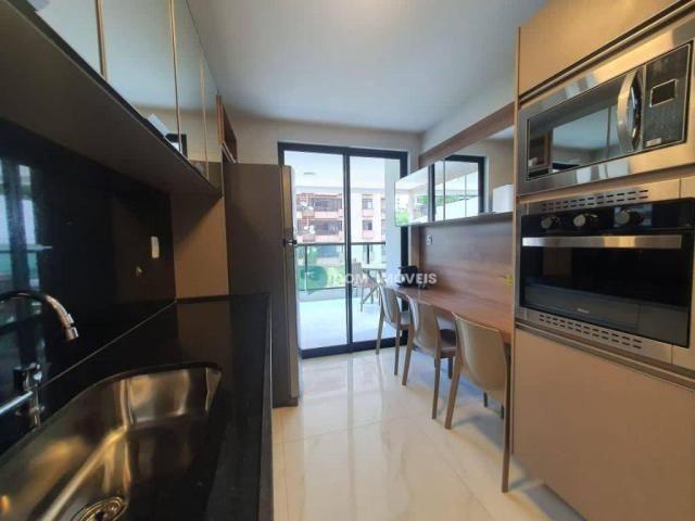 Apartamento com 3 dormitórios à venda, 106 m² por R$ 699.900 - Centro - Juiz de Fora/MG - Foto 14