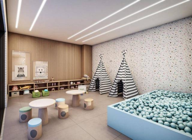 Apartamento com 3 dormitórios à venda, 105 m² por R$ 630.000,00 - Bravie - Cuiabá/MT - Foto 7