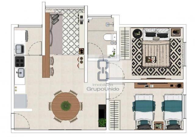 Apartamento residencial à venda, Jardim Primavera, Bady Bassitt. - Foto 20