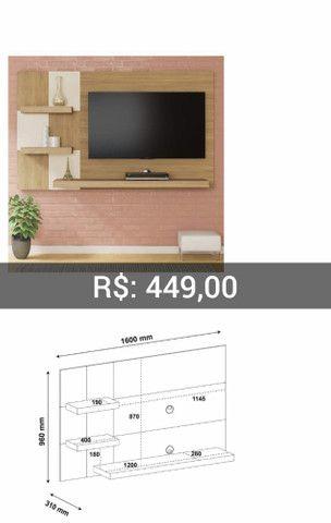 Painel para TV de 50 polegadas - Foto 3