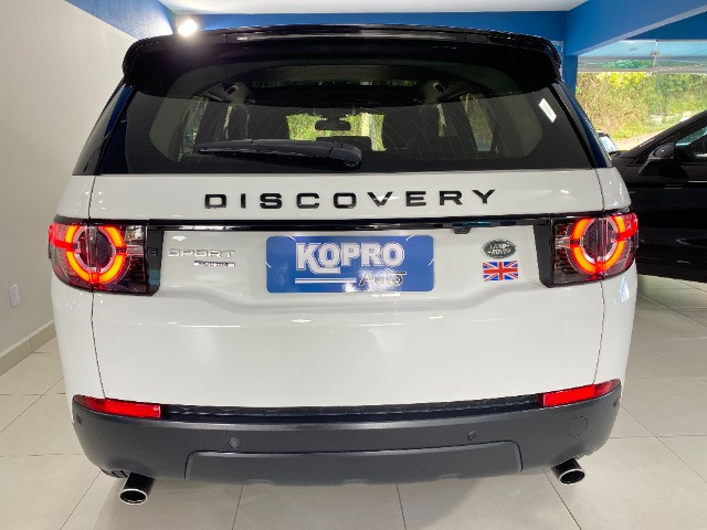 Land Rover Discovery Sport Hse Si4 2016 - Foto 11