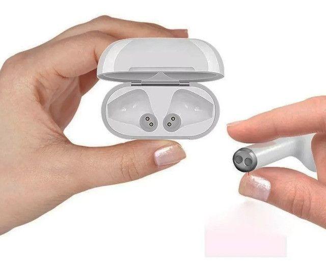 Fone de Ouvido Para Celular Bluetooth Sem Fio - Entrega Grátis na Região - Foto 6