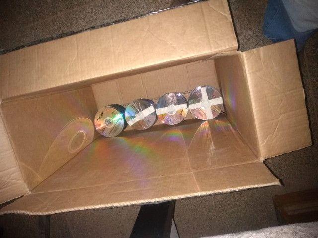 1.000 CDs usados para artesanato - Foto 2