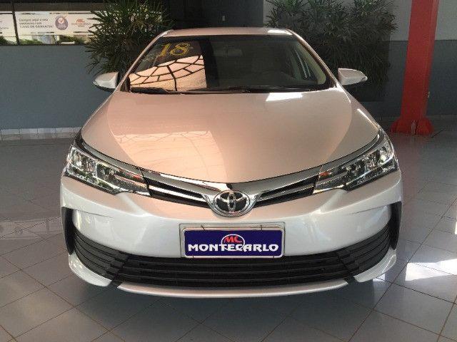 Toyota / Corolla Gli 1.8 Flex 16v Automático - 2017/18 - Foto 2