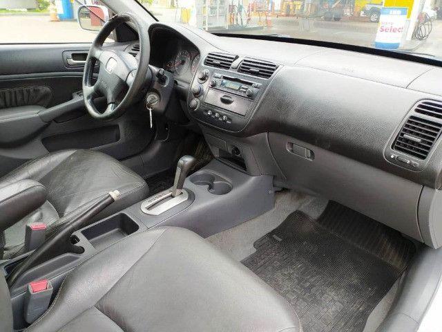 Honda - Civic LXL Aut. - 2004 - Foto 7