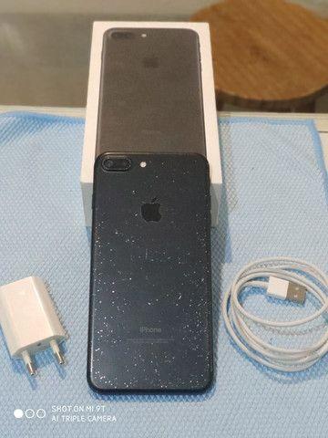 Iphone 7 plus 32gb. em perfeito estado, funciona tudo, aceito trocas e propostas - Foto 4