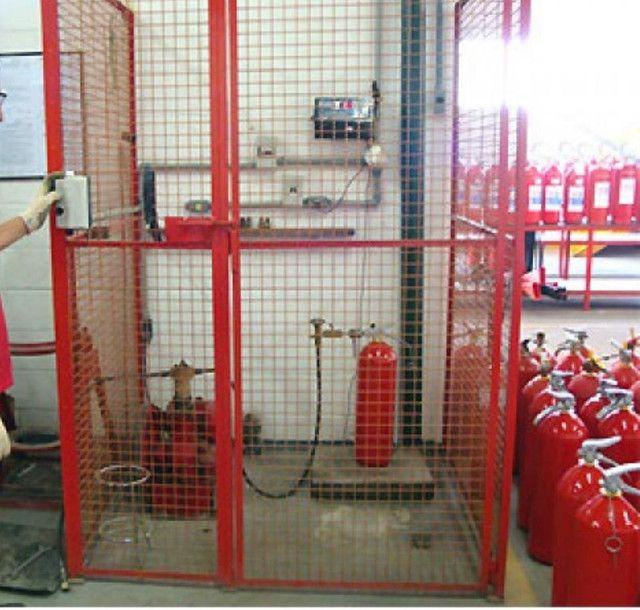Recarga de extintores, menor preço em goiânia  - Foto 2