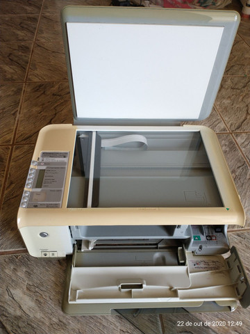 Impressora Hp Photosmart  - Foto 3
