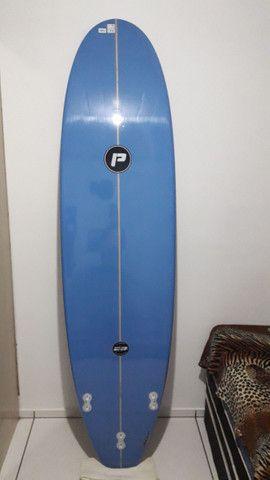 "Prancha de Surf PróIlha Waikiki Funboard 7'2"" - Foto 2"