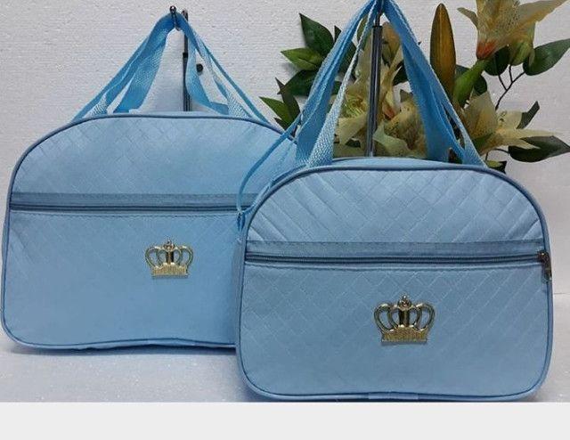 kit com 2 bolsas  - Foto 5