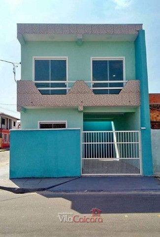 Sobrado para venda no bairro São Vicente em Paranaguá