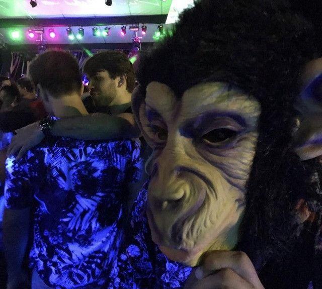 Máscara de Macaco Mascarasbrasil - Foto 4