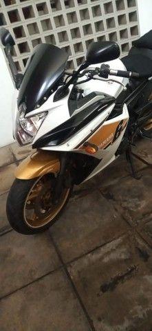Moto XJ6F 600 Yamaha 2012 - Foto 3