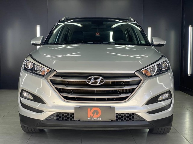Hyundai Tucson 1.6 Turbo GL AT - Foto 3