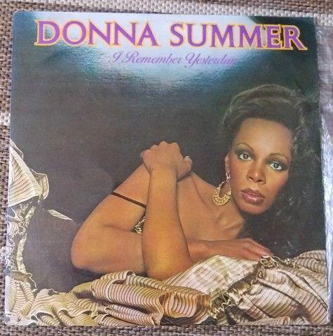 3  Discos  vinil   Donna  summer   - Foto 2
