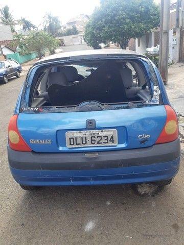 Renault Clio Authentique 1.0 8v Completocapotado) - Foto 4