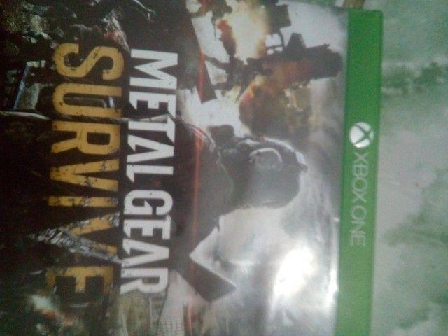 Vendo três jogos de Xbox one seme novos originais - Foto 3