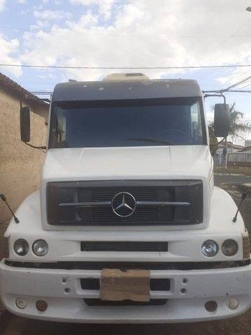 Vendo ou troco 1634 toco 2002 Top Brake por caminhão truck - Foto 10