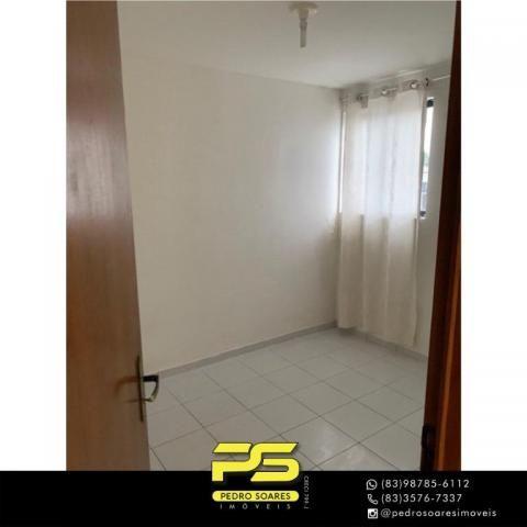 Apartamento com 2 dormitórios à venda, 60 m² por R$ 180.000 - Jardim Cidade Universitária  - Foto 7
