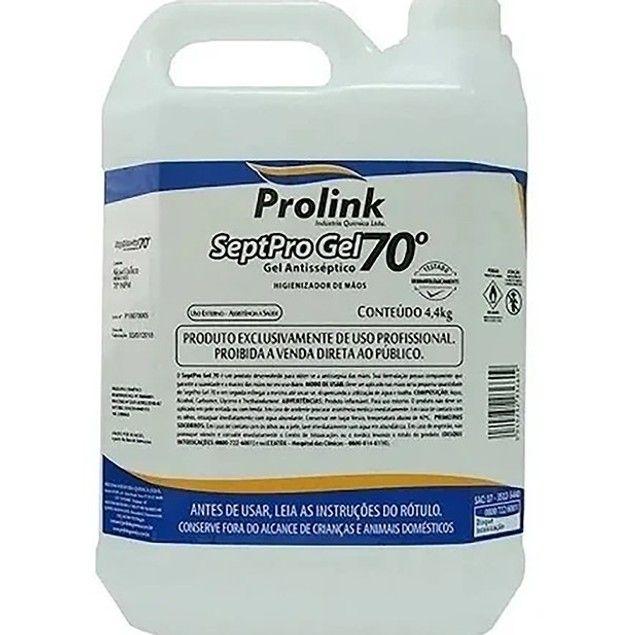 Álcool líquido 70 1L