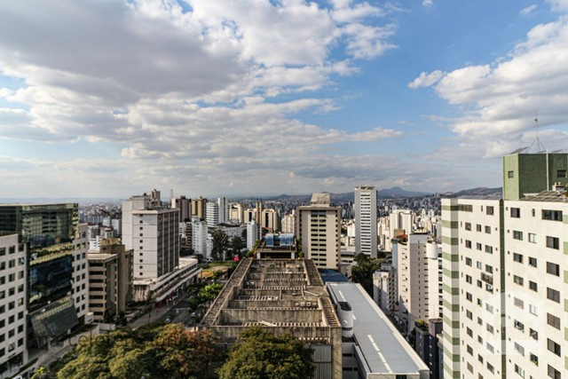 Loft à venda com 1 dormitórios em Luxemburgo, Belo horizonte cod:333022 - Foto 11