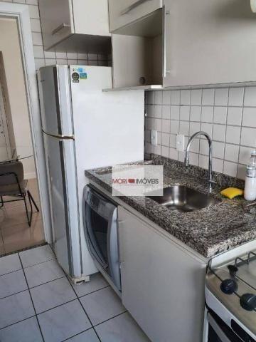 Apartamento com 1 dormitório à venda, 60 m²- Perdizes - São Paulo/SP - Foto 4