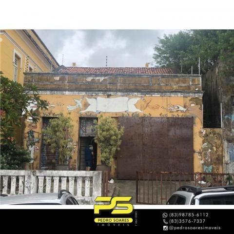 Galpão à venda, 514 m² por R$ 260.000 - Centro - João Pessoa/PB - Foto 3