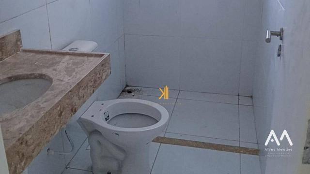 Casa Plana com 3 dormitórios sendo 2 suítes à venda, 90 m² por R$ 229.000 - Encantada - Eu - Foto 4
