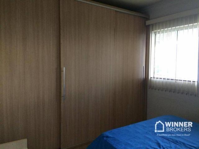 Ótimo apartamento mobiliado à venda no centro de Cianorte! - Foto 2