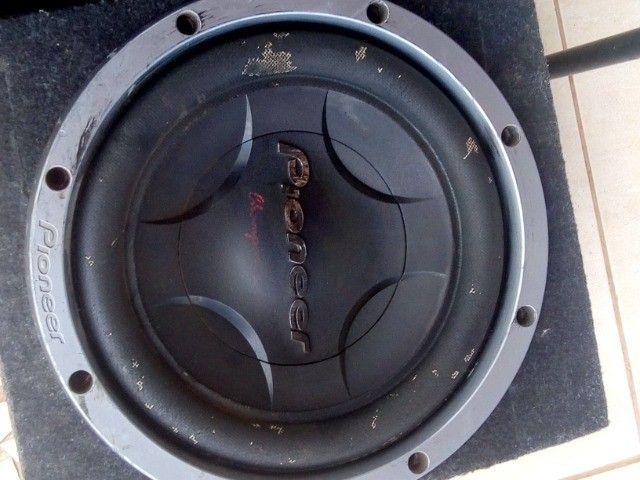 Sub Pioneer 12 300 reais - Foto 4