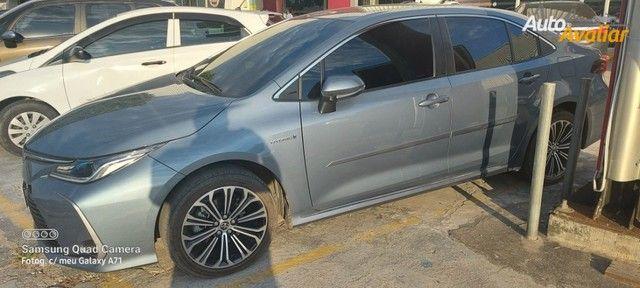 Corolla 1.8 VVT-I Hybrido Flex Altis CVT