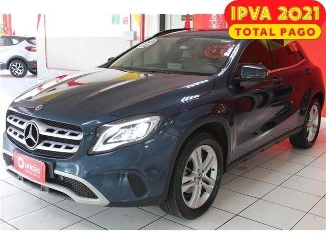 Mercedes Bens 2020 Gla 200 1.6 automatica Style Impecavel, unico dono, condiçao unica - Foto 9