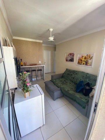 Alugo apartamento com mobilia em Santa Cruz