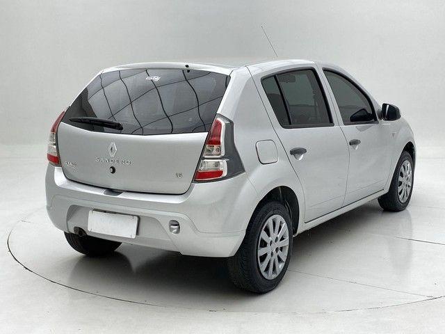 Renault SANDERO SANDERO Expression Hi-Flex 1.6 8V 5p - Foto 6