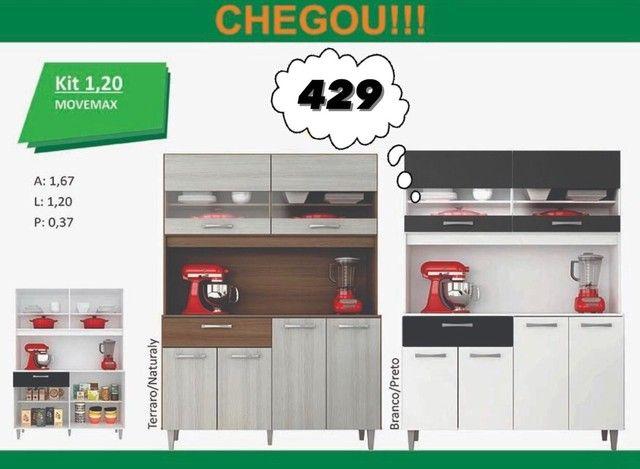kit 2.0 de cozinha em promoção