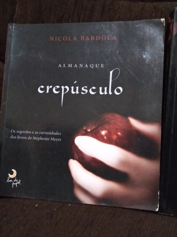 Livros coletânea crepúsculo  - Foto 4