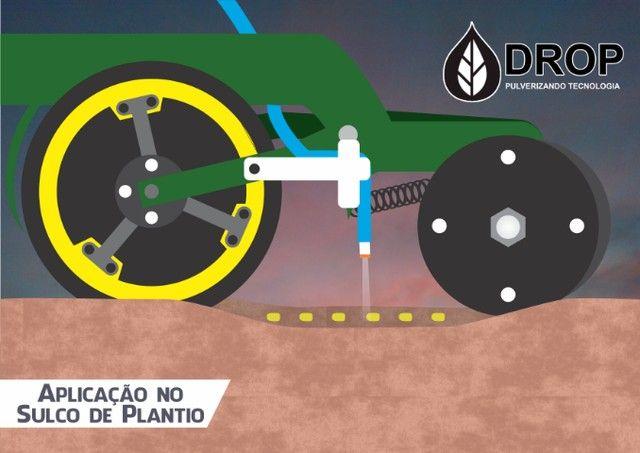 Máquina Pulverização Sulco De Plantio Drop 320 Smart - Foto 2