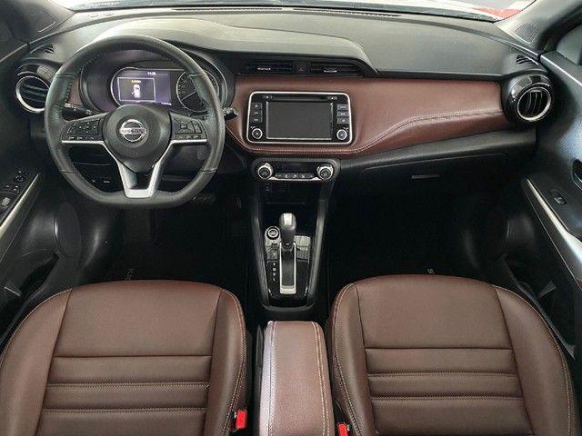 Nissan Kicks 1.6 16V FLEXSTART SL 4P XTRONIC - Foto 5