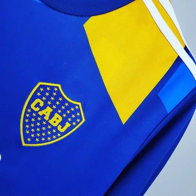 Camisa do Boca jr Premium - Foto 3