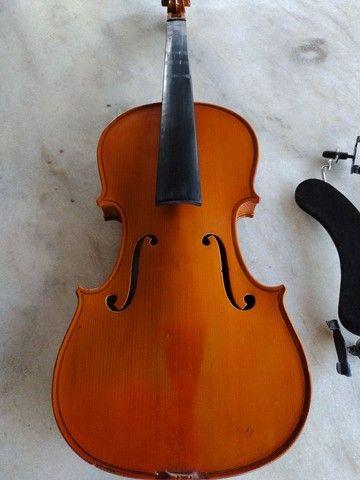 Violino antigo - Foto 4