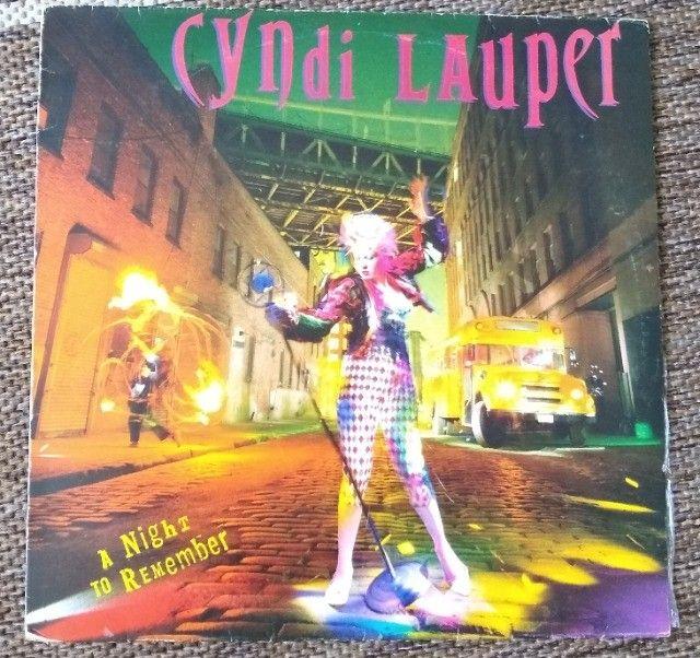 Disco  vinil  Synd  Lauper  - Foto 2