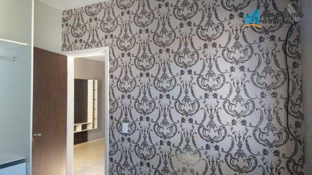 Apartamento com 2 dormitórios para alugar, 44 m² por R$ 809,00/mês - Vila Velha - Fortalez - Foto 14