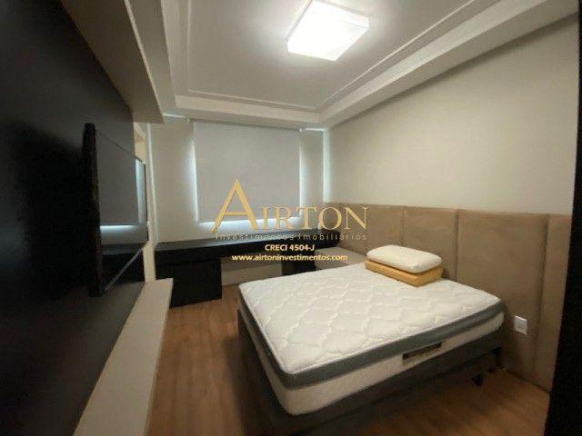 V4119, Apartamento mobiliado, 4 suítes sendo uma master - Foto 15