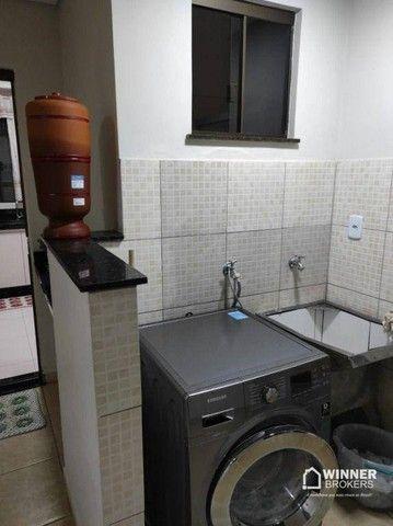 Casa com 2 dormitórios à venda, 99 m² por R$ 380.000,00 - Jardim Tupinambá - Maringá/PR - Foto 7