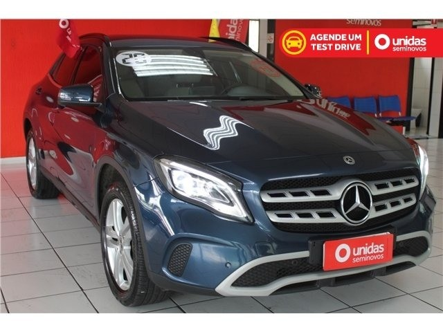 Mercedes Bens 2020 Gla 200 1.6 automatica Style Impecavel, unico dono, condiçao unica - Foto 7