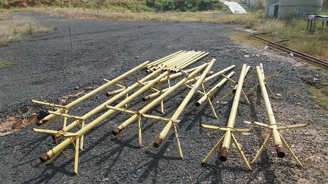 Estrutura tubular de segurança  - Foto 3