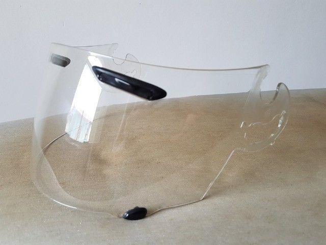 viseira arai cristal rx-7 - Foto 2