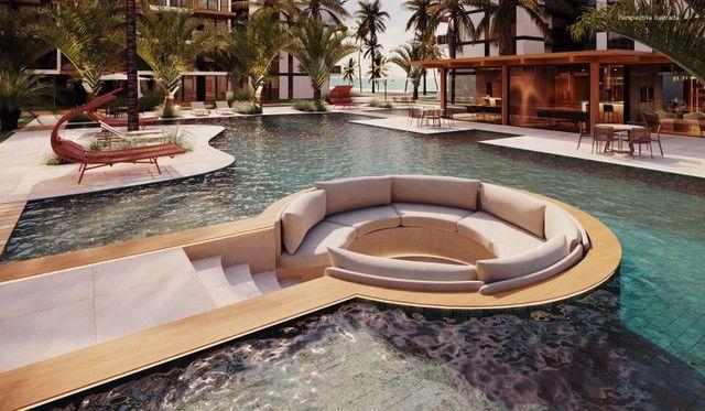 O melhor 4 suítes na beira mar com 175m² e piscina privativa II Muro Alto - Foto 6