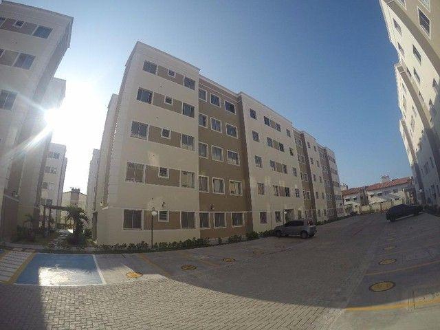 Apartamento com 2 dormitórios para alugar, 44 m² por R$ 809,00/mês - Vila Velha - Fortalez - Foto 19